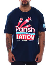 Parish - Cut & Sewn S/S Tee (B&T)-2499053