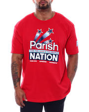 Parish - Cut & Sewn S/S Tee (B&T)-2499057