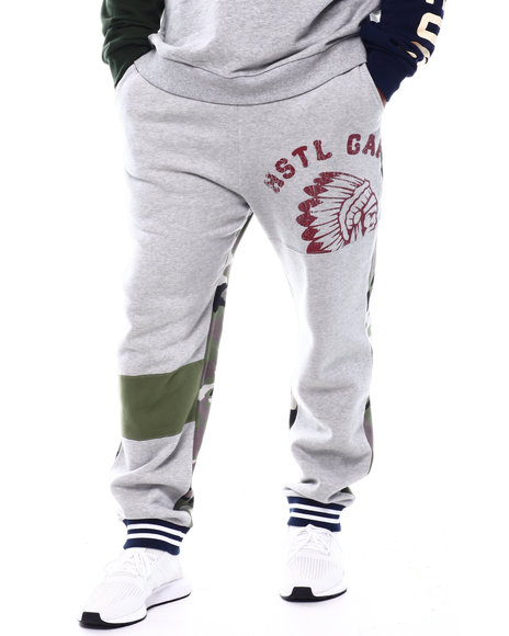 Hustle Gang - Defender Pants (B&T)
