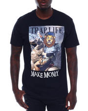 Buyers Picks - Trap Life Velour Patch Tee-2498977