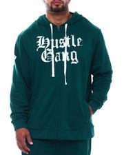 Hustle Gang - Hamptin Zip Hoodie (B&T)-2499389