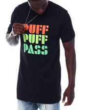 WAAF - Puff Puff Pass Tee-2498674
