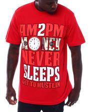 Buyers Picks - Money Never Sleeps Tee-2498829