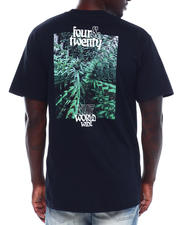 HUF - FOUR AND TWENTY S/S TEE-2498939