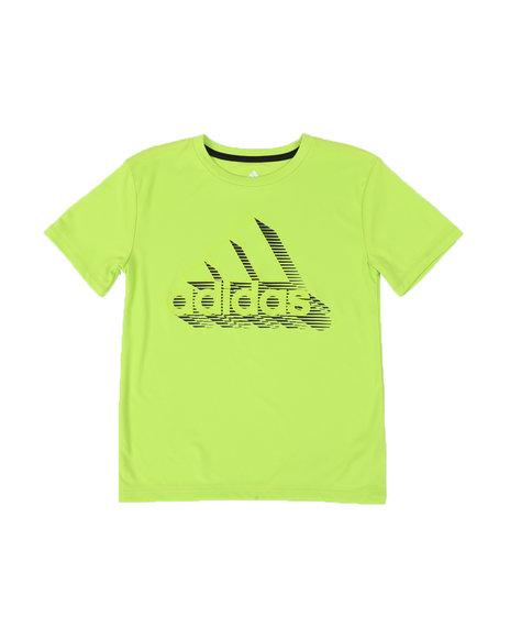 Adidas - Speed Lines Bos Tee (8-20)