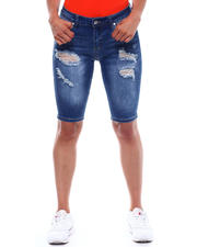 Spring-Summer-W - Distressed 5 Pocket Bermuda-2499563