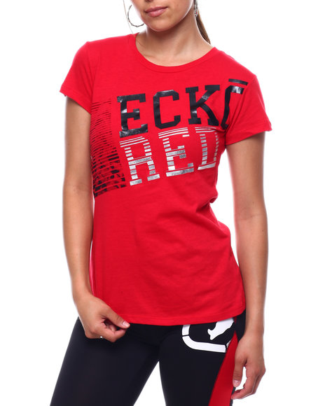 Ecko Red - Ecko Rhino Logo Stripe