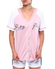 Ecko Red - Ecko Baseball Jersey-2499612