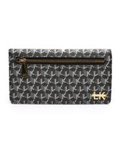 Fashion Lab - Last Kings Hologram Wallet (Unisex)-2499095