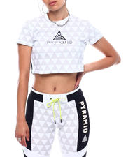 Athleisure for Women - Pyramid Sportif Tee-2499271