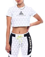 Tops - Pyramid Sportif Tee-2499271