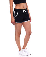Athleisure for Women - Two Tone Dolphin Short-2499331