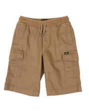 Lee - Stretch Twill Pull-On Cargo Shorts (8-20)-2498415