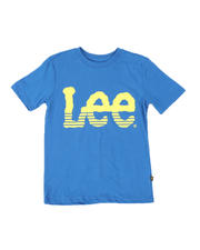 Lee - Stripe Logo Tee (8-20)-2498455