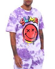 cartoons-pop-culture - Slime Tie Dye Tee-2497445