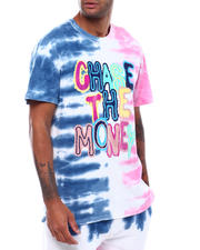 cartoons-pop-culture - Chase the Money Tie Dye Tee-2497521