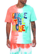 cartoons-pop-culture - Chase the Money Tie Dye Tee-2497198