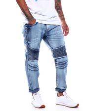 Akademiks - Moto Jean w Thigh Zipper-2498860