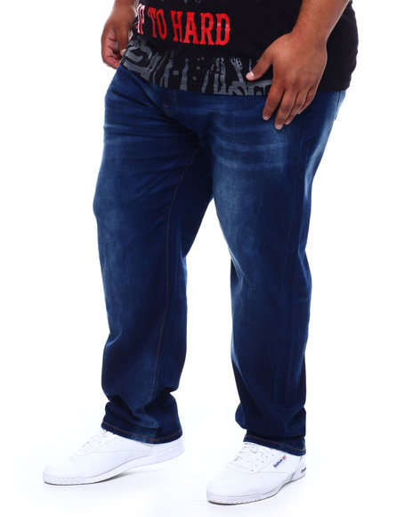 Rocawear - Basic 6 Pocket Stretch Skinny Jeans (B&T)