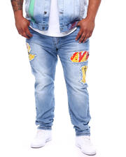 Born Fly - Stadium Patches Jeans (B&T)-2499415