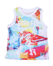 Born Fly - Poly Mesh Tank Top (4-7)-2500038