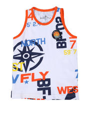 Born Fly - Jersey Tank Top (2T-4T)-2500048