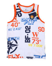 Born Fly - Jersey Tank Top (4-7)-2500052