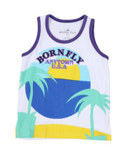 Born Fly - Jersey Tank Top (2T-4T)-2500062