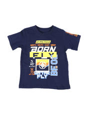 Born Fly - Jersey Tee (2T-4T)-2500091