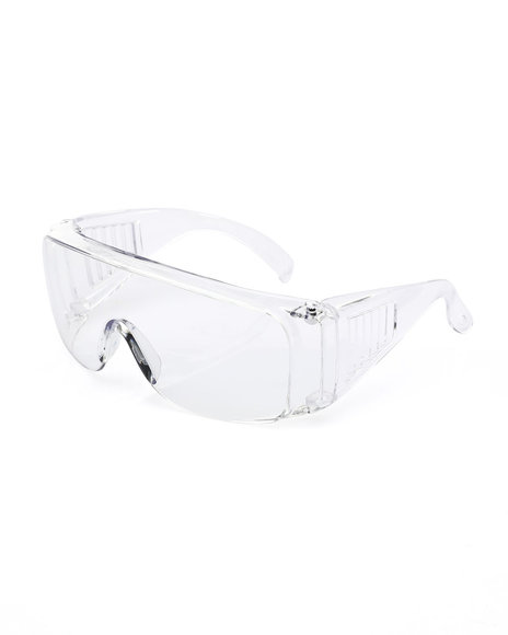 Buyers Picks - Clear Safety Glasses (Unisex)