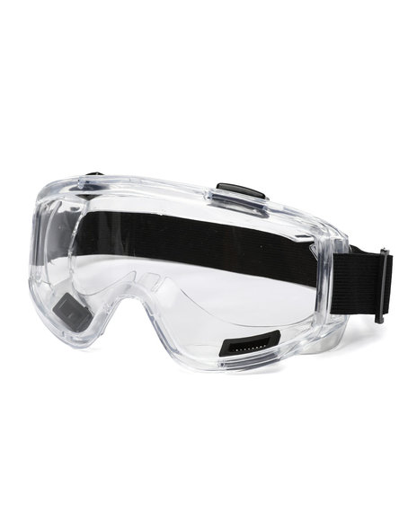 Buyers Picks - Clear Safety Goggles (Unisex)