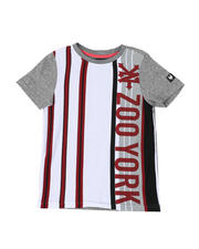 Boys - Zoo York Knit Tee (8-20)-2498531