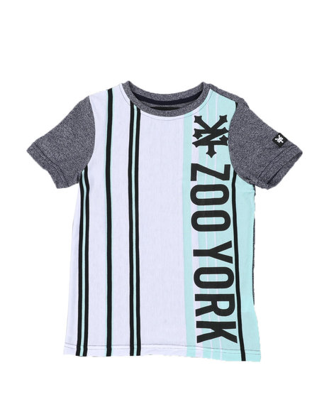 Zoo York - Zoo York Knit Tee (8-20)