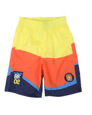 Boys - Nylon Shorts (4-7)-2500000
