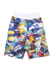 Born Fly - Loopback Sweat Shorts (8-20)-2500019