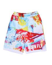 Born Fly - Poly Mesh Shorts (4-7)-2500024