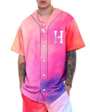 Athleisure for Men - CLASSIC H REFL BASEBALL JERSEY-2500346