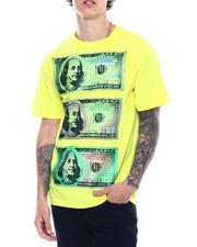 Hard Turn - Neon Benjamins Tee-2500794