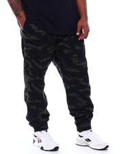 Brooklyn Cloth - Core Twill Jogger With Cut Lines (B&T)-2501682