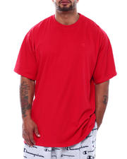 Big & Tall Faves - No Pocket C Patch Tee (B&T)-2501828