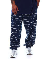 Champion - All Over Print Fleece Jogger Pants (B&T)-2501897