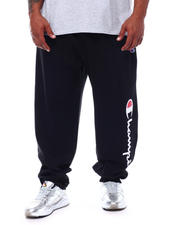 Champion - Script Fleece Joggers (B&T)-2501955