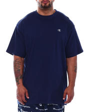 Big & Tall Faves - No Pocket C Patch Tee (B&T)-2501869