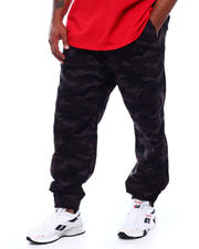 Big & Tall Faves - Core Twill Jogger With Cut Lines (B&T)-2501666