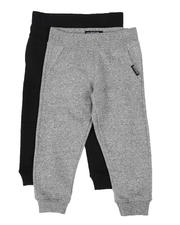 Buffalo - 2 Pack Jogger Pants (2T-4T)-2502161