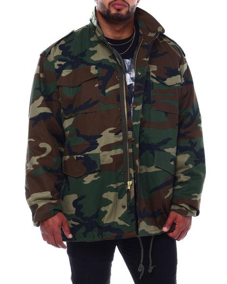 Rothco - Rothco Camo M-65 Field Jacket