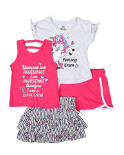 Sizes 2T-4T - Toddler - 4 Piece Mix & Match Set (2T-4T)-2502188