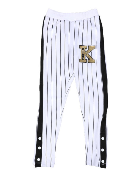 SWITCH - Striped Tricot Pants (8-20)