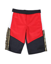SWITCH - Color Block Tricot Shorts (8-20)-2502245