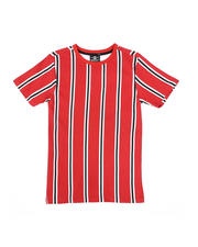SWITCH - Basic Vertical Striped Tee (8-20)-2502275
